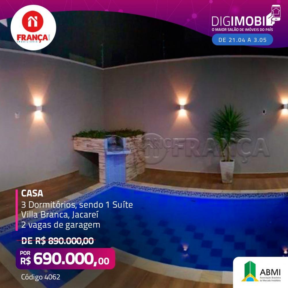 Jacarei Casa Venda R$690.000,00 3 Dormitorios 1 Suite Area construida 227.00m2