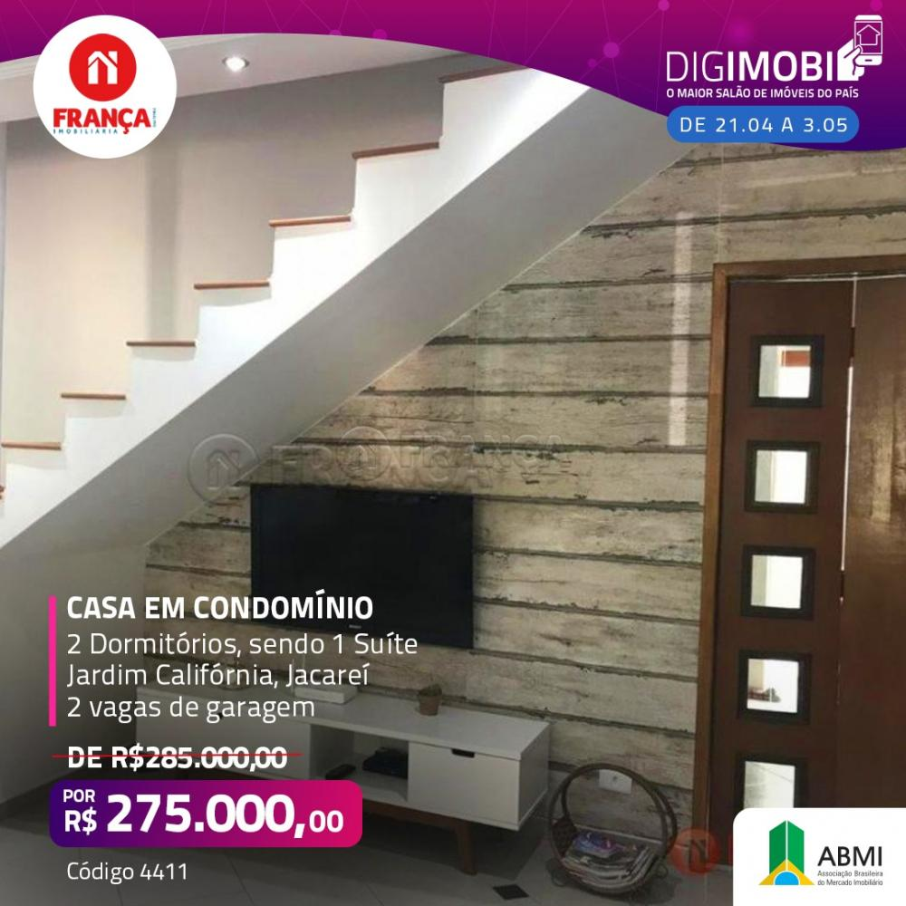 Jacarei Casa Venda R$275.000,00 Condominio R$250,00 2 Dormitorios 1 Suite Area do terreno 125.00m2 Area construida 107.00m2
