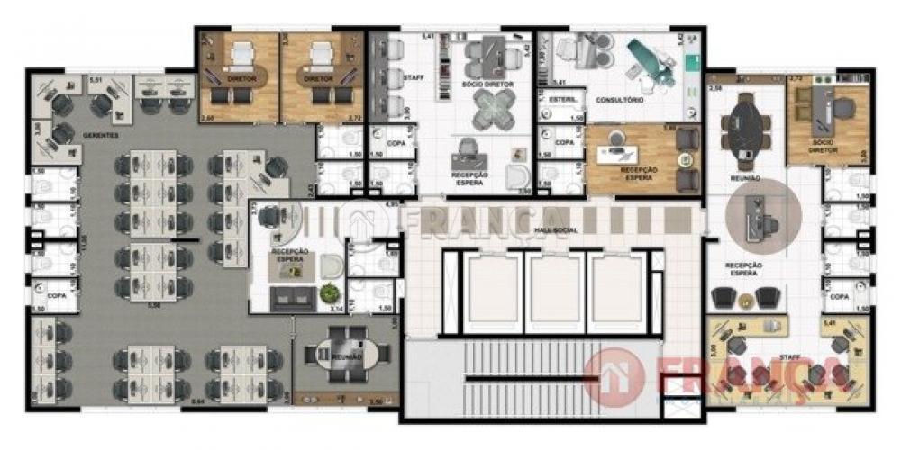 Alugar Comercial / Sala em Condomínio em Jacareí apenas R$ 550,00 - Foto 13