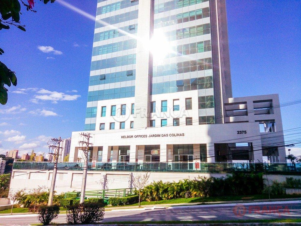 Alugar Comercial / Sala em Condomínio em São José dos Campos R$ 1.300,00 - Foto 2
