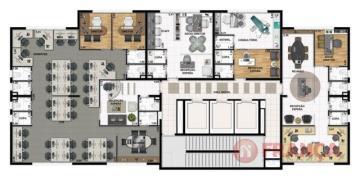 Alugar Comercial / Sala em Condomínio em Jacareí apenas R$ 500,00 - Foto 13
