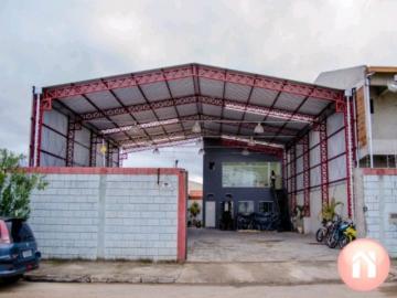 Jacarei Residencial Parque dos Sinos Galpao Venda R$1.050.000,00  10 Vagas Area construida 100.00m2